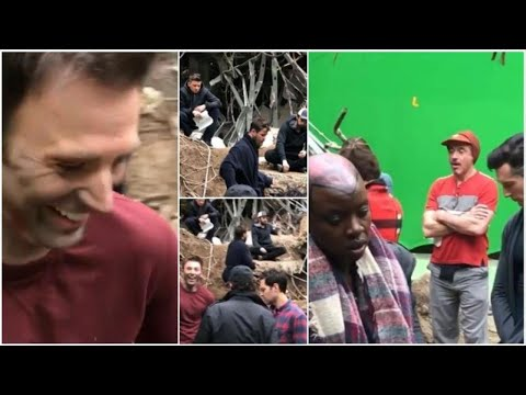 Marc 'The Cope' Coppola - Chris Pratt's Supposed Illegal Video From The Set Of Avenger's Endgame