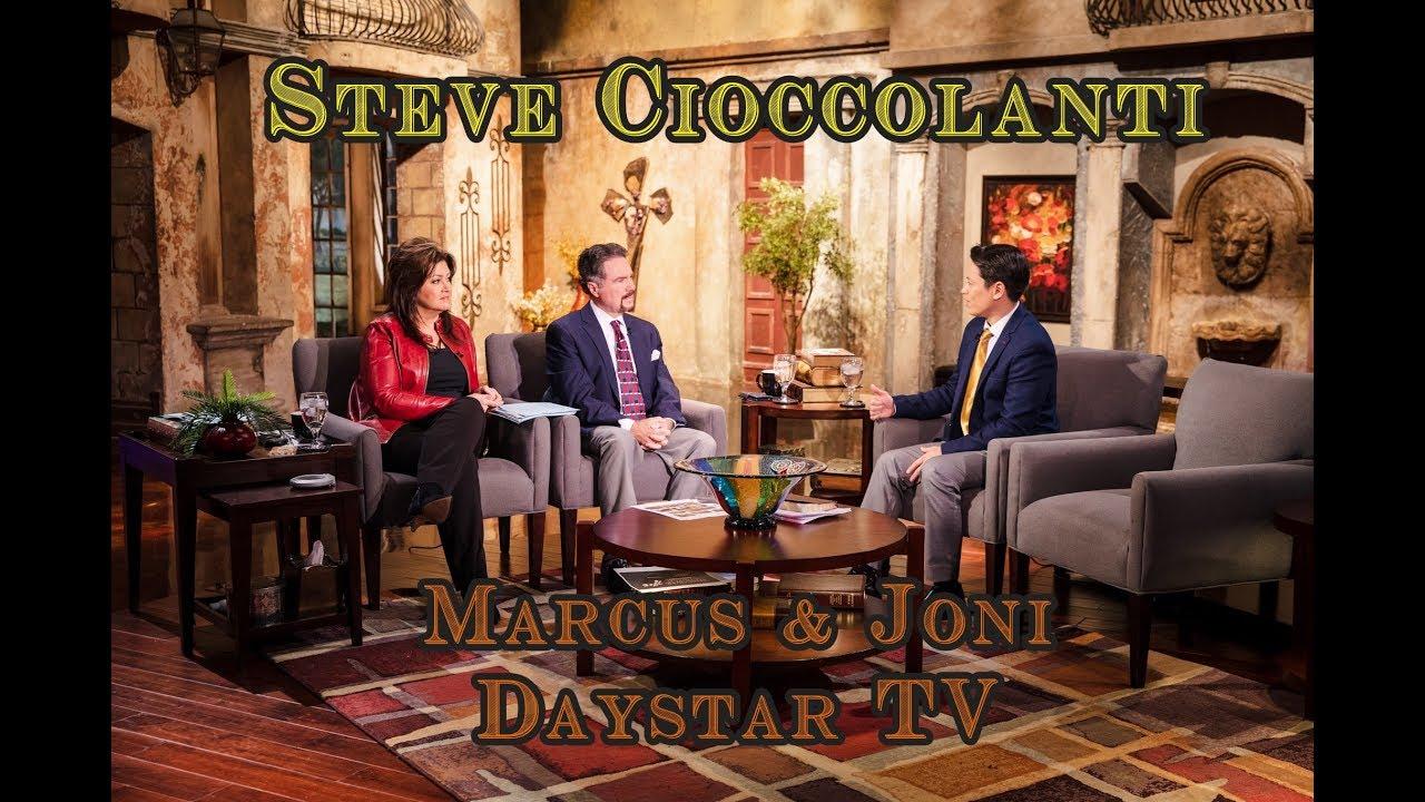 Life Beyond SUICIDE -  DAYSTAR Marcus & Joni interview Steve Cioccolanti