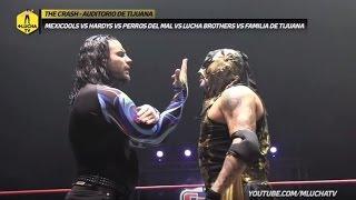 Los Hardys vs Lucha Brothers vs Mexicools vs Perros del Mal vs Familia de Tijuana