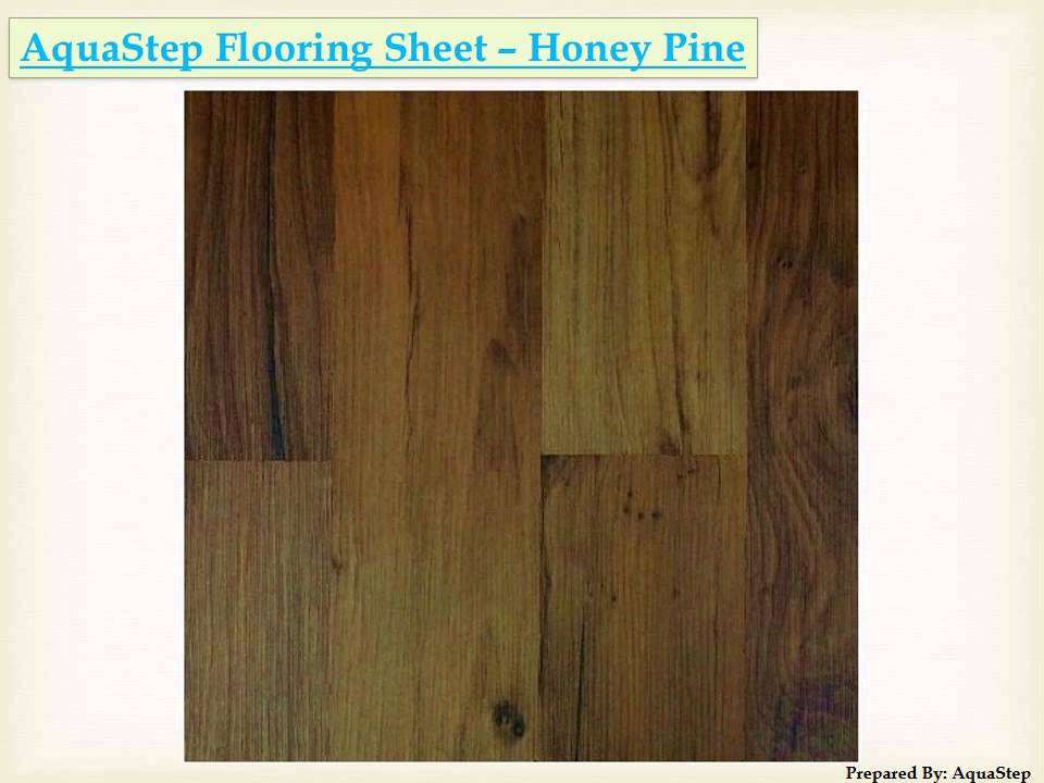 Floating Floorboards Timber Flooring Sheets By Aquastep Youtube