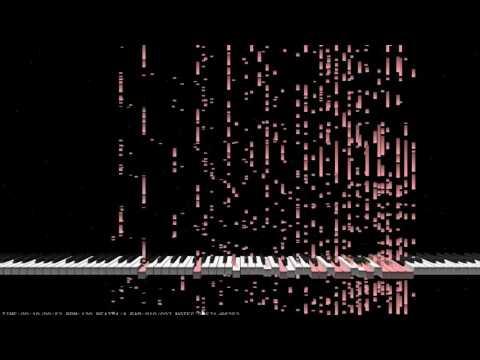 Spongebob theme song converted to MIDI