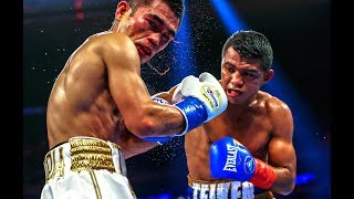 Roman Gonzalez vs Brian Viloria - Highlights (Explosive FIGHT & KNOCKOUT)