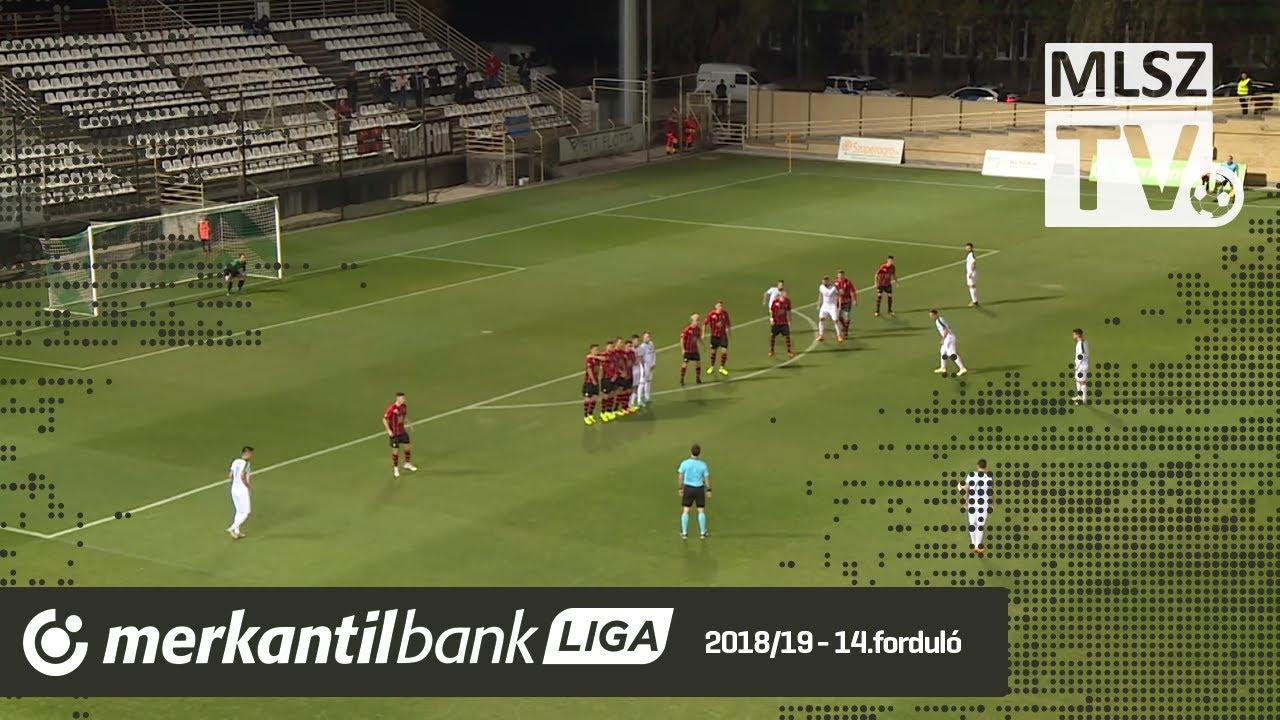 Kaposvári Rákóczi FC – Budafoki MTE | 2-1 (1-1) | Merkantil Bank Liga NB II.| 14. forduló |