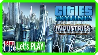 Cities: Skylines - Industries by Sim UK ~ New Oil Industries 004