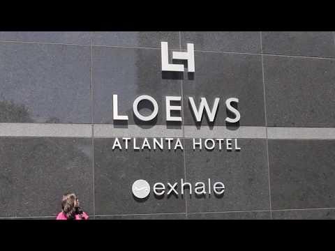 Where To Stay In Atlanta: Loews Atlanta Hotel