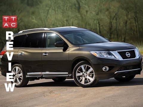 2015 Nissan Pathfinder Complete Review