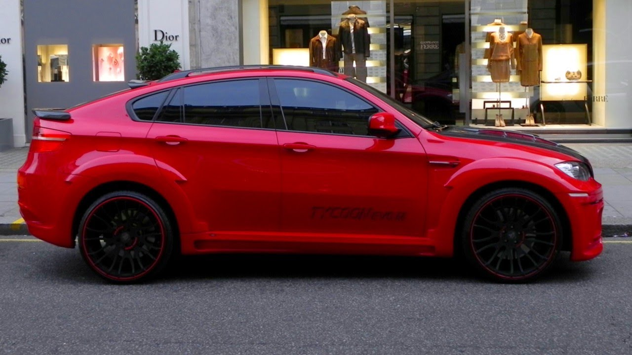 Hamann Bmw X6m Tycoon Evo M Sound Start Up Amp Full