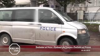 Dorëzohet në Polici i Dyshuari për Vrasjen e Trefishtë në Prizren