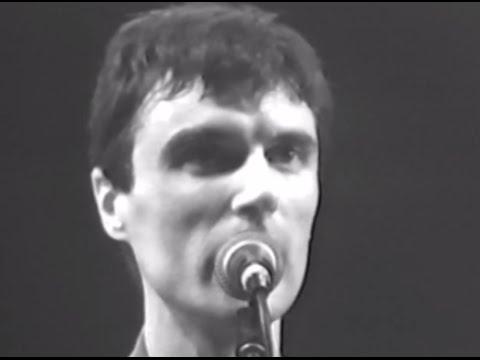 Talking Heads - Once In A Lifetime - 11/4/1980 - Capitol Theatre (Official)