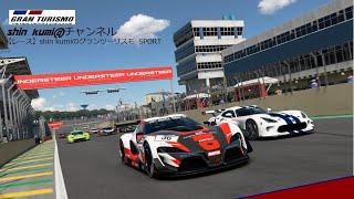 #31【レース】shin kumiのグランツーリスモ  SPORT