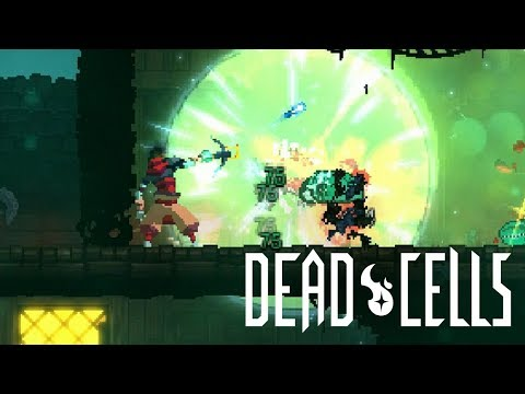Dead Cells - Alchemic Gun showcase run (2 boss cells active)