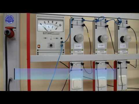 Strom im Neutralleiter bei unsymmetrischer und symmetrischer ...