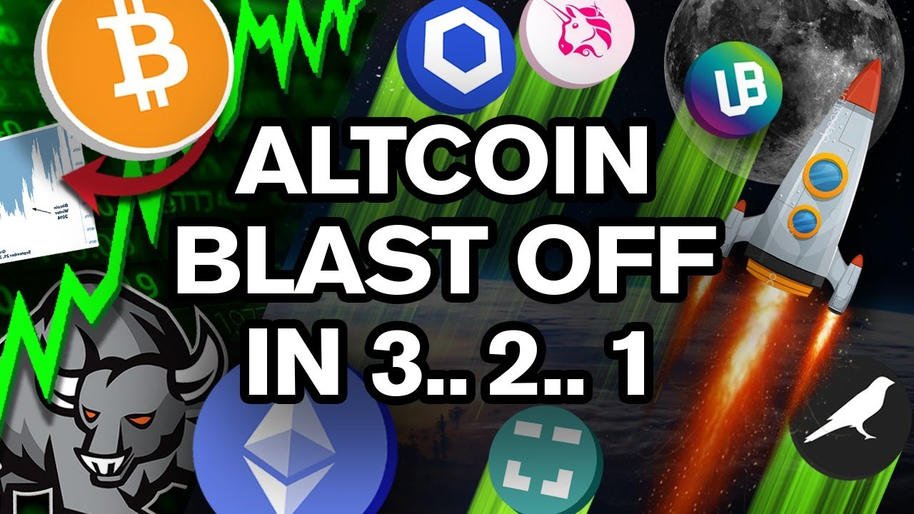 GET READY! ALTCOINs Will Follow BTCs Lead & PUMP!!
