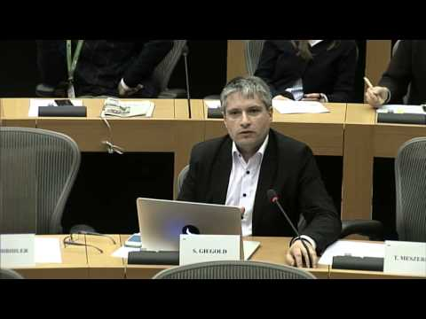 Sven Giegold asks Frans Timmermans about lobby transparency
