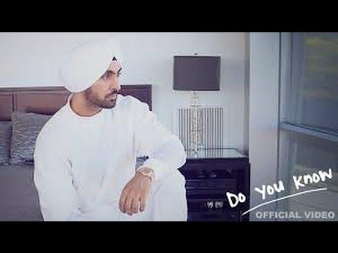 Diljit Dosanjh - Do You Know/Ringtone