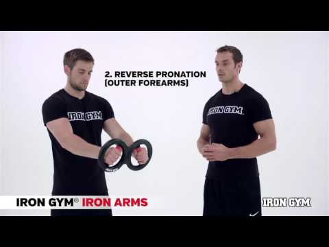 Iron Arms - IRON GYM® Training Academy