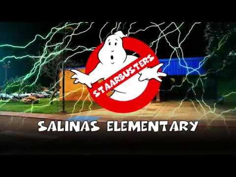Salinas Elementary STAAR Busters video