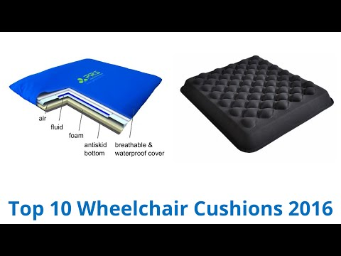 10 Best Wheelchair Cushions 2016