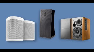 5 Best Speakers 2018 | Best Speakers Reviews | Top 5 Speakers