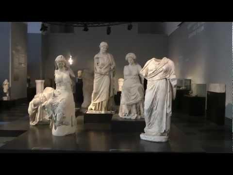 Rundgang durch das Pergamon Museum in Berlin Juli 2012 (FullHD 1080p)