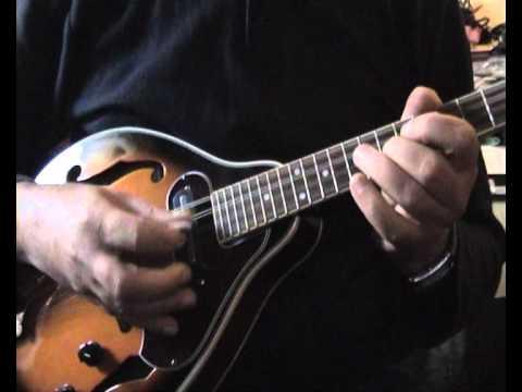 Mandolin greek music - Ibanez M5 10E BS
