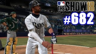 TIGHT RACE WITH MY FORMER TEAM! | MLB The Show 18 | Road to the Show #682