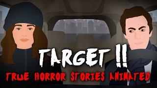 Target !! Animated Horror Story 4K