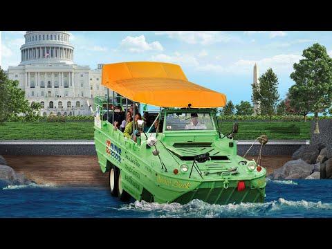 Washington DC Tours | Washington DC Boat Tours