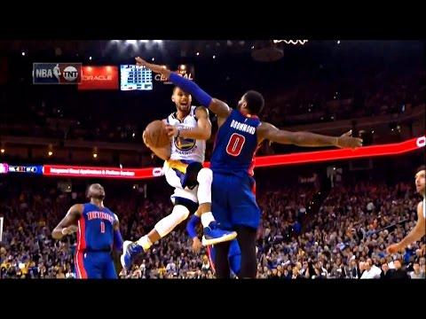 Warriors 2016-17: Game 40 VS Pistons