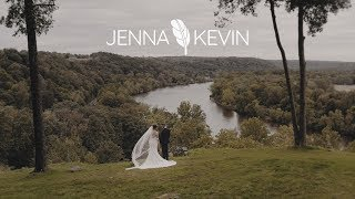 Emotional Pennsylvania wedding video at bride's childhood home, family-focused wedding