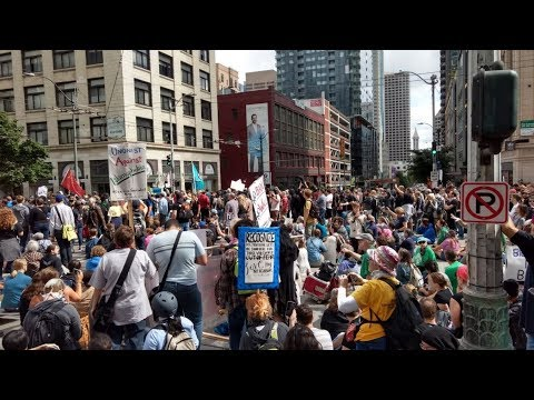 BREAKING NEWS: Protests & Rallies in Seattle and Across U.S.