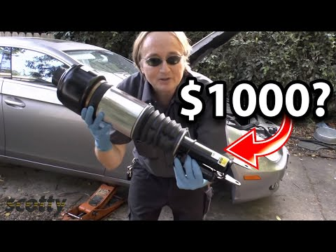 how-to-replace-$1,000-shock-absorber-in-your-car
