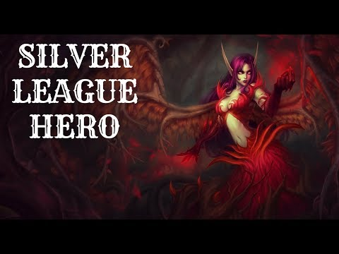 VI TOO FED- Silver League Hero #13