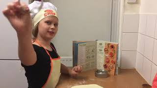 Мини пицца на Умном канале Готовят дети