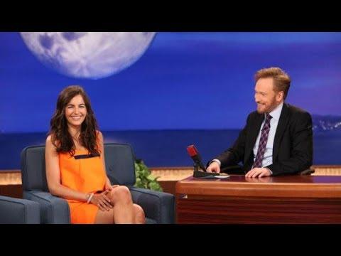 Camilla Belle Interview Part 01 - Conan on TBS