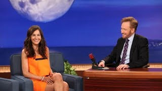 Camilla Belle Interview Part 01 - Conan on TBS