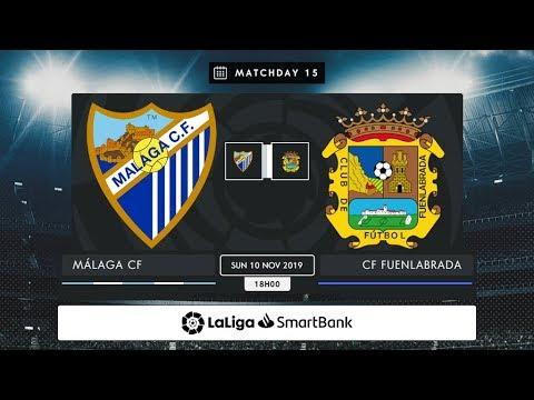 Málaga CF - CF Fuenlabrada MD15 D1800