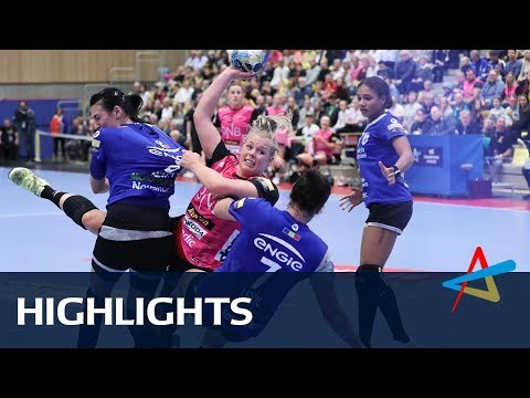 Highlights | CSM Bucuresti vs Vipers Kristiansand   | Women's EHF Champions League 2018/19