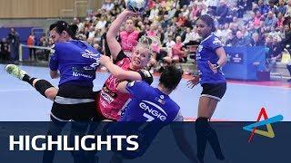 Highlights | CSM Bucuresti vs Vipers Kristiansand   | Women's EHF Champions League 2018/19