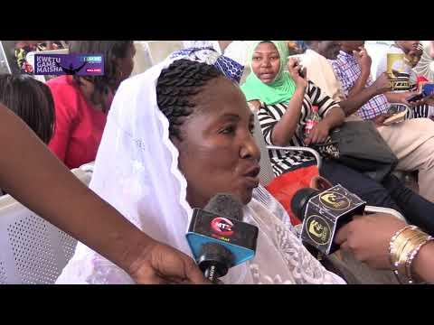 Namuomba Mungu Tu Sina Matarajio Mengi (HAWA wa nitarejea)