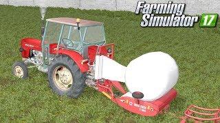 Owijanie bel - Farming Simulator 17 (Górale V5) | #31