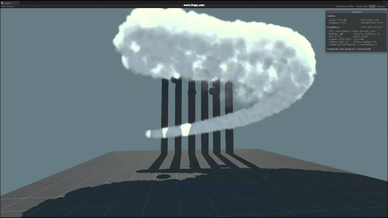 Volumetric Smoke Shader - Unity Forum