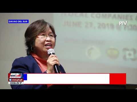 Job Fair Launched In Davao Del Sur