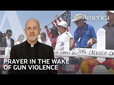 A prayer in the wake of gun violence