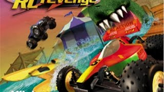 Replay - RC Revenge #Finale: Track Editor