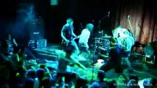 Gattaca - 2 - Live@Veins-Rivers Fest, Uzhgorod, Ukraine [10.05.2013]
