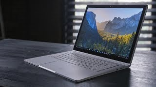 Обзор Surface Book i7