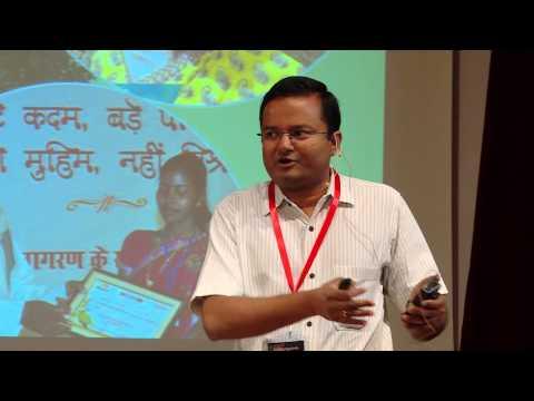 Poverty in India | Ramakrishna N K | TEDxIIMBangalore