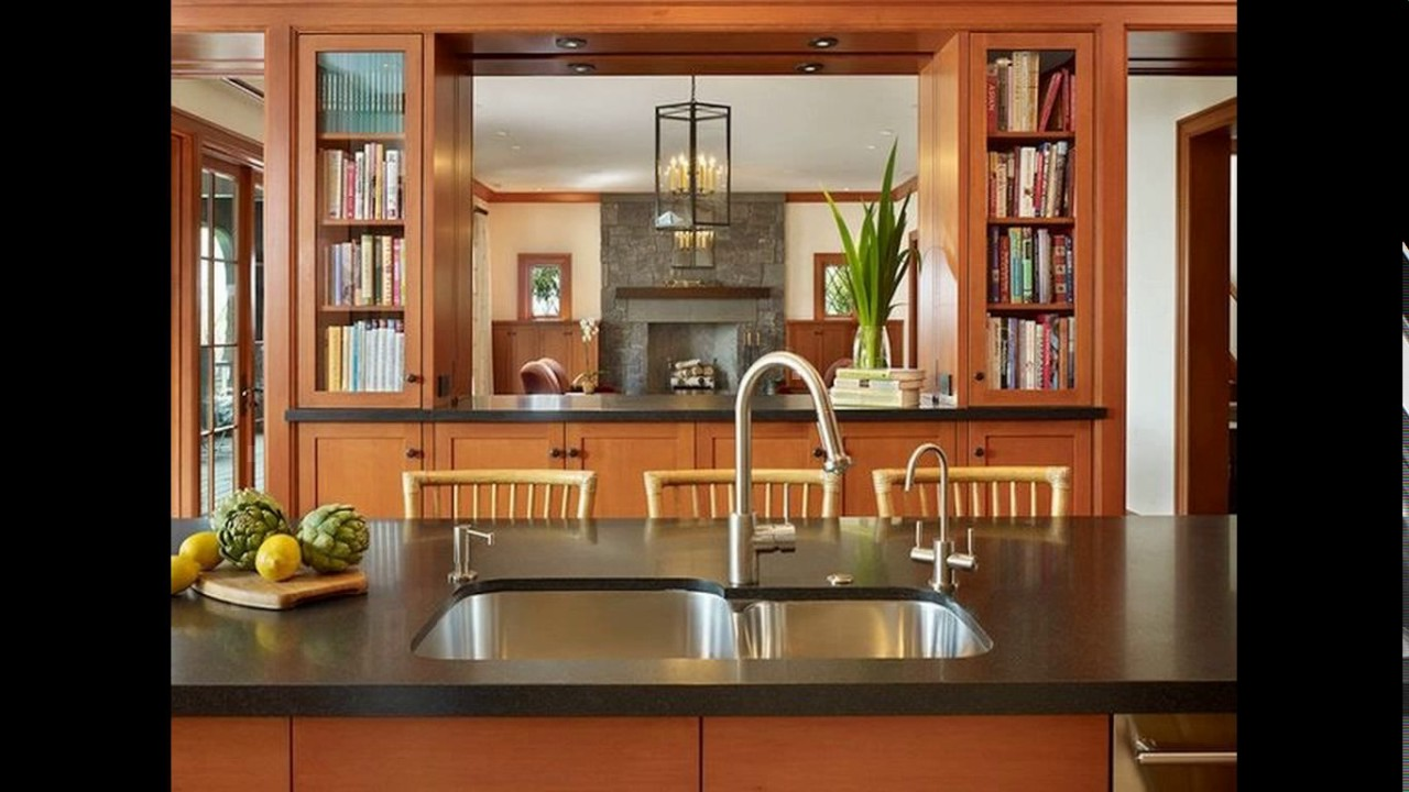 Partition design for kitchen youtube - Partition kitchen dining ...