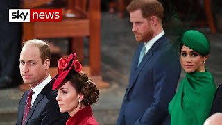 Harry and Meghan book reveals reasons behind royal rift